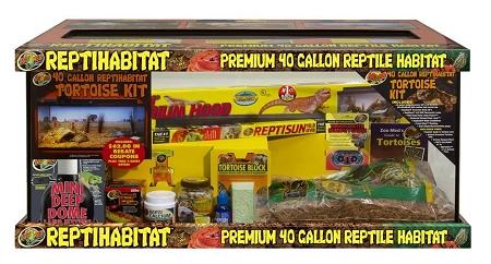 Zoo Med Reptihabitat Bearded Dragon Kit 40 Gallon Pick Up At
