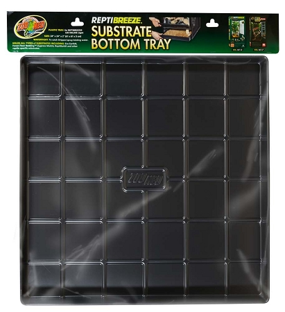 Zoo Med Reptibreeze Substrate Bottom Tray 24x24 Pick Up