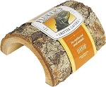 Fluker's Critter Cavern Half Log Small