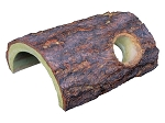 Weco Wecorama Sleepy Hollows Giant Pine Bark Lodge Large