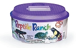 Lee's Reptile Ranch Round with Lid