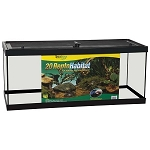 Tetra ReptoHabitat Reptile Tank 20gal (PICK UP AT SHOW ONLY)