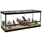 Tetra Deluxe ReptoHabitat Reptile Enclosure 48x18 75gal (PICK UP AT SHOW ONLY)