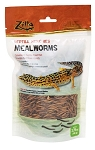 Zilla Reptile Munchies Mealworm Food 3.75oz