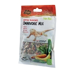 Zilla Munchies Omnivore Mix Reptile Food Trial Size .7oz