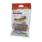Zilla Munchies Mealworms Reptile Food Trial Size.5oz