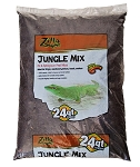 Zilla Bedding Jungle Mix 24qt (PICK UP AT SHOW ONLY)