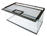 Zilla Enclosed Critter Cage 20L W/Door (PICK UP AT SHOW ONLY)