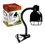Zilla Gooseneck Clamp Lamp 15in
