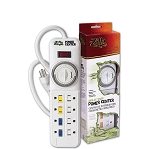 Zilla Analog Timer Power Center