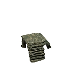 Zilla Corner Basking Platform Ramp Small (PICK UP AT SHOW ONLY)