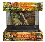 Zoo Med Naturalistic Terrarium 12inx12inx12in (PICK UP AT SHOW ONLY)