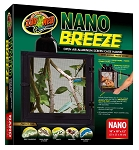 Zoo Med Nano Breeze Alumuninum Screen Cage
