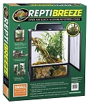 Zoo Med ReptiBreeze Screen Terrarium Small 16x16x20