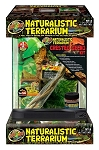 Zoo Med Naturalistic Terrarium Crested Gecko Kit 12x12x18 (PICK UP AT SHOW ONLY)