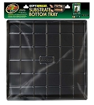 Zoo Med ReptiBreeze Substrate Bottom Tray 18x18 (PICK UP AT SHOW ONLY)