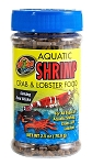 Zoo Med Aquatic Shrimp, Crab & Lobster Food 2.5oz