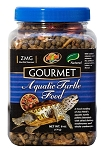 Zoo Med Gourmet Aquatic Turtle Food 6oz