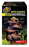 Zoo Med ReptiRapids LED Waterfall Rock Small
