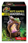 Zoo Med ReptiRapids LED Waterfall Wood Small