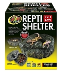 Zoo Med Repti Shelter 3 in 1 Cave Small