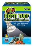 Zoo Med Turtle Tuff Splashproof Halogen Lamp 50W