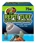 Zoo Med Repti Tuff Splashproof Halogen Lamp 75W