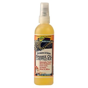 NatureZone Benson & Sons Snake Oil 8oz