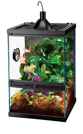 Zilla Tropical Vertical Terrarium Kit 12x12x18 Pick Up At Show